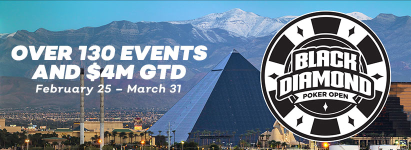 Learn more about the 2019 Black Diamond Poker Open