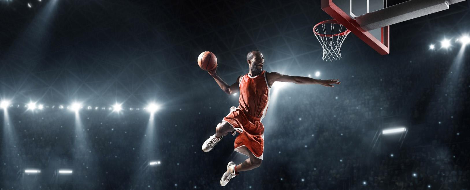 Play virtual basketball and enjoy online basketball betting!