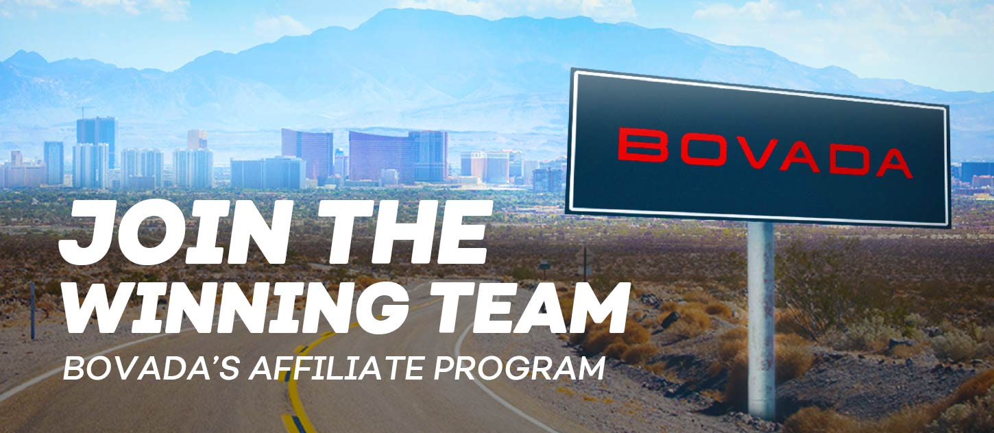 Join The Winning Team - Bovada's Affiliate Program