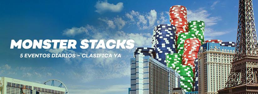 Obtén más información sobre el Monster Stacks de Bovada