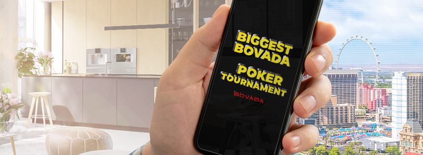 Biggest Bovada Poker Tournaments Online