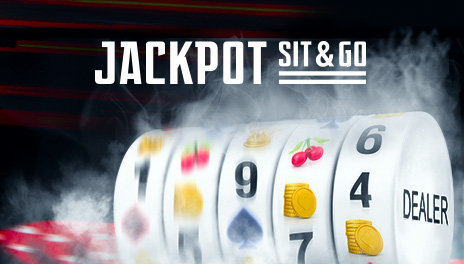 Jackpot Sit and Go