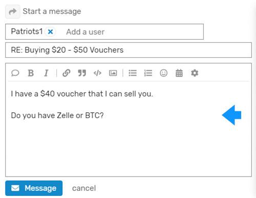 Sell Voucher 4