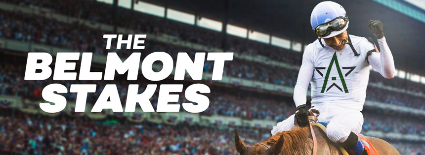Bet on Belmont Stakes odds at Bovada Racebook