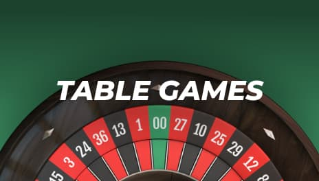 Bovada Table Games