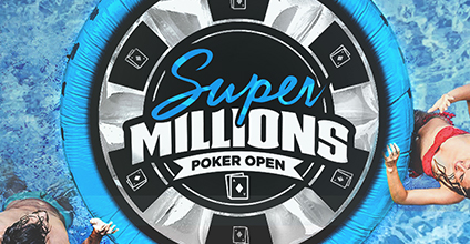 2018 Super Millions Poker Open
