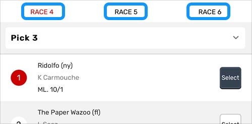 Image - Pick 3 - Selections - EN