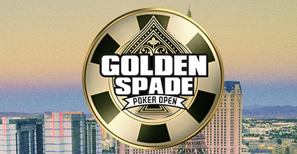 Learn more about the Golden Spade Poker Open at Bovada