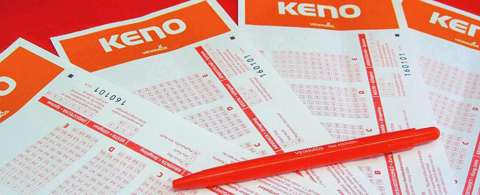 How To Play Online Keno Strategy Guide Bovada Casino