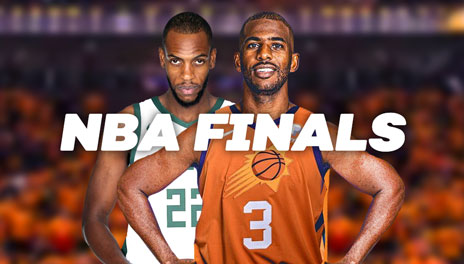 Bet on The NBA Finals