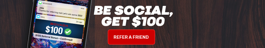 Be Social Get $100 - Refer a Friend