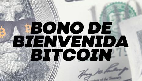 Bono de Bienvenida Bitcoin