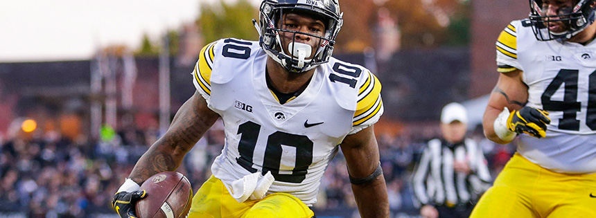 NCAA Football Odds have the Hawkeyes favored to take the CY-Hawk Trophy