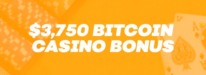 Casino Bitcoin Welcome Bonus