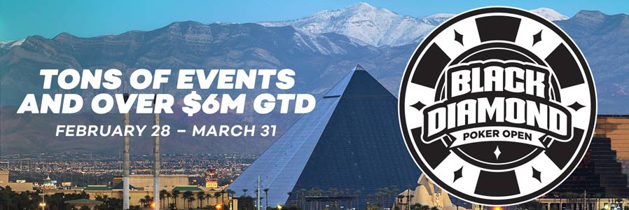 Learn more about Black Diamond Poker Open