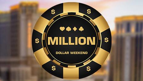 Bovada Million Dollar Weekend