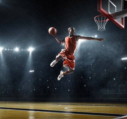 Play virtual basketball and enjoy online basketball betting!