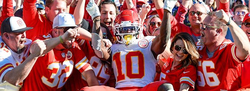 Bet on hundreds of Super Bowl LV Props online!