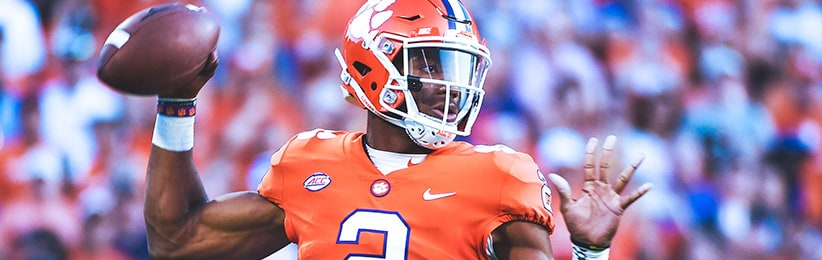 Bet on College Football Week 5 Odds at Bovada
