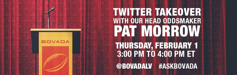 Super Bowl LII Twitter Takeover with Pat Morrow