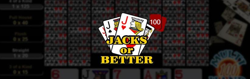 Online Jacks or Better Video Poker: Basic Rules at Bovada Casino