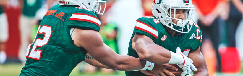 Week 11 NCAAF Betting: Miami's Chance to Shine - Bovada Sportsbook