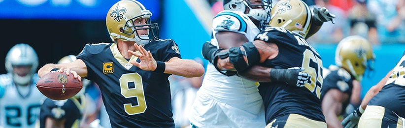 Wild Card Sunday: Saints Host Panthers in NFC Battle