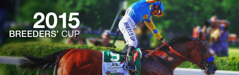 American Pharoah the Main Attraction at 2015 Breeders' Cup