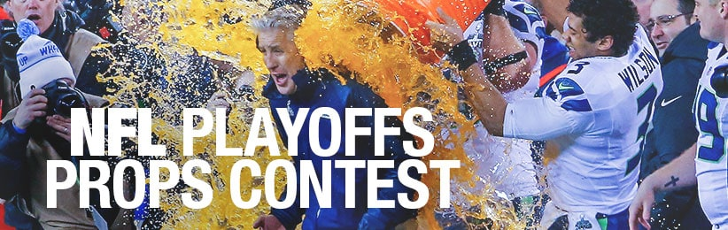 NFL Playoffs Props Contest at Bovada Sportsbook