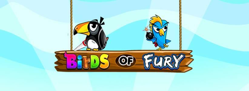 Birds of Fury Highlights New Slots Action at Bovada Casino