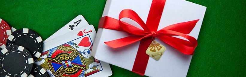 Bovada Presents: Top Casino Christmas Gifts