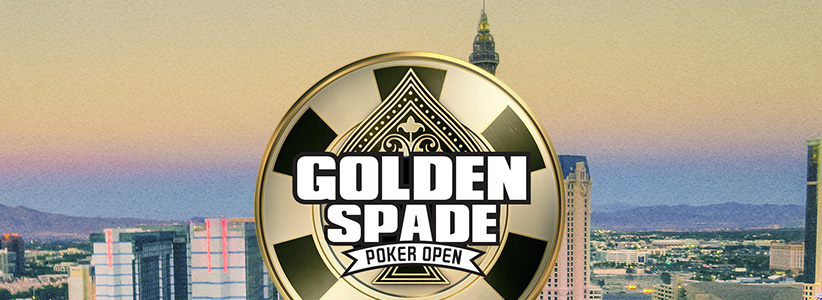 Learn more about the Golden Spade Poker Open