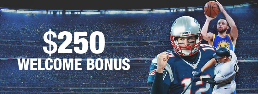 $250 Sports Welcome Bonus - Bovada