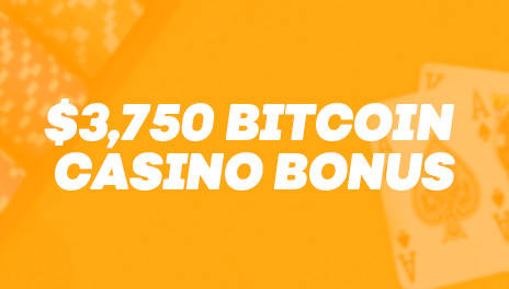 Claim $3,750 Bitcoin Casino Bonus