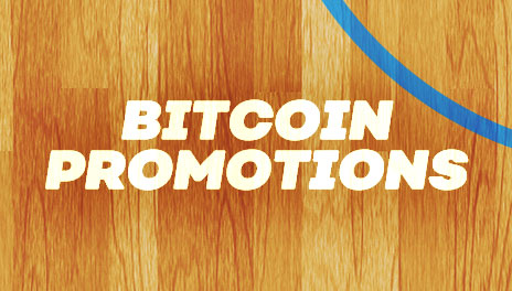 Deposit via Bitcoin and receive a sports bonus.