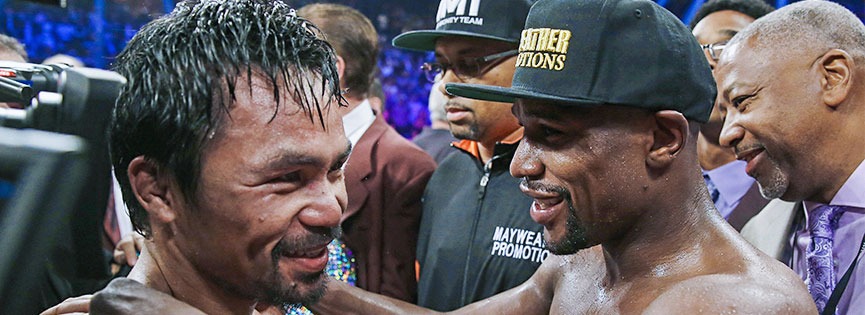 Mayweather Vs. Pacquiao II Betting Odds Preview at Bovada Sportsbook