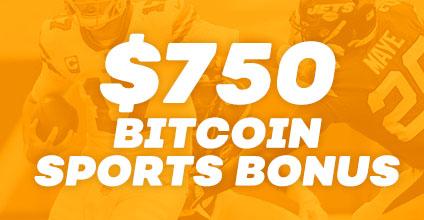 $750 BTC Sports Bonus