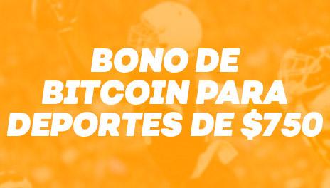Bono Bitcoin de Deportes