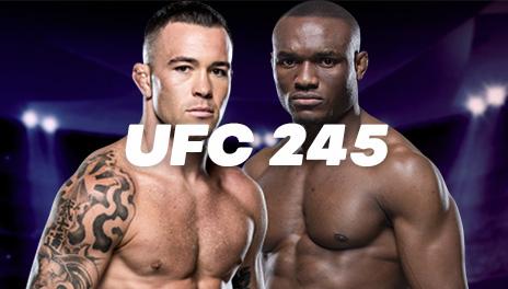 Bet on UFC 245