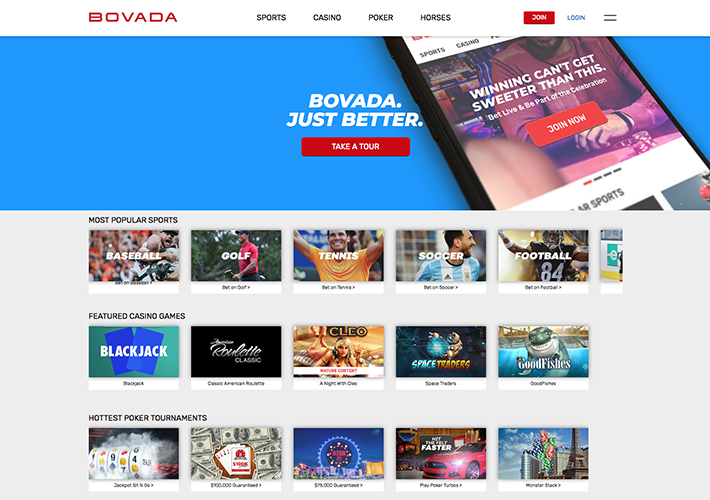Your New Bovada Bovada Just Better Back To Home Security